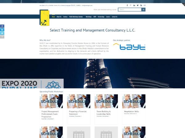 Select Training, UAE